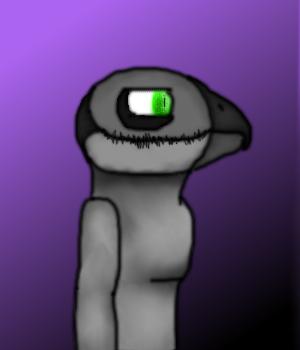 Ash The Raptor by Midnytnytmare90