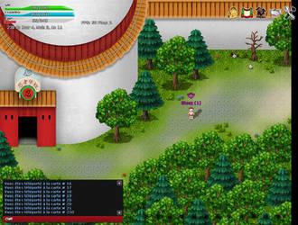 Naruto Shinobi Art Online V1  Academy of Konoha by ZewiSkaaz