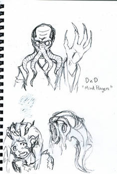 dnd mindflayer