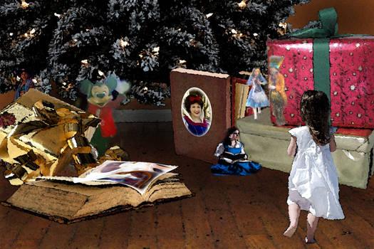 A Disney Christmas Story