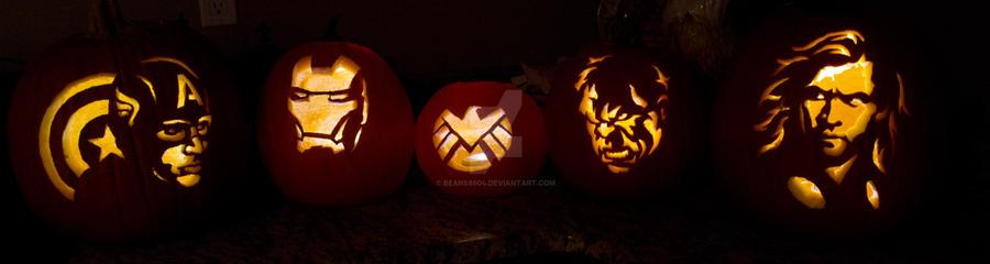 Avengers Assemble!!!