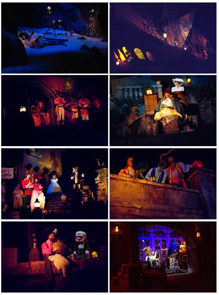Night at Pirates