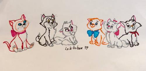 disney kittens