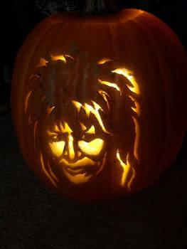 Jareth the new Pumpkin King