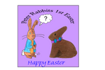 Peter Rabbits 1st Easter