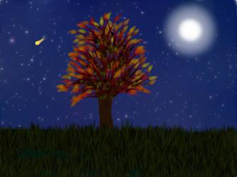 Tree by SheenMagic