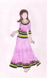Long Skirt by SheenMagic