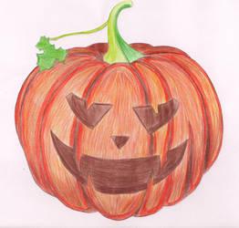 halloween Pumpkin by SheenMagic