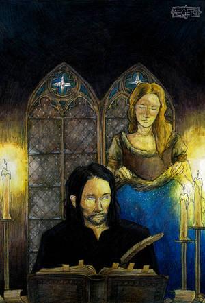 Steward of Gondor by aegeri
