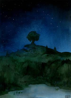 Hobbiton by aegeri