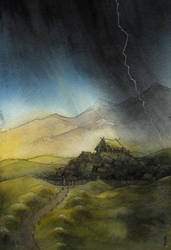 Edoras by aegeri