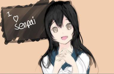 School girl by Ura-min