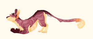 Lion-dog-unicorn hybrid [2021]