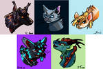 Some icons [requests, 2021]