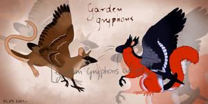 Garden Gryphons adopt [1/2 OPEN, 2021]