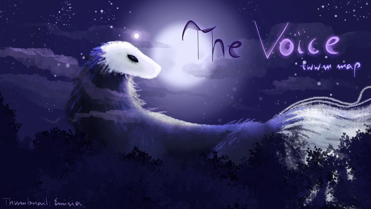The Voice - TWWM Map thumbnail [contest, 2021]