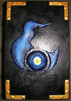 Tzeentch Tome WIP by Septs-Shadow