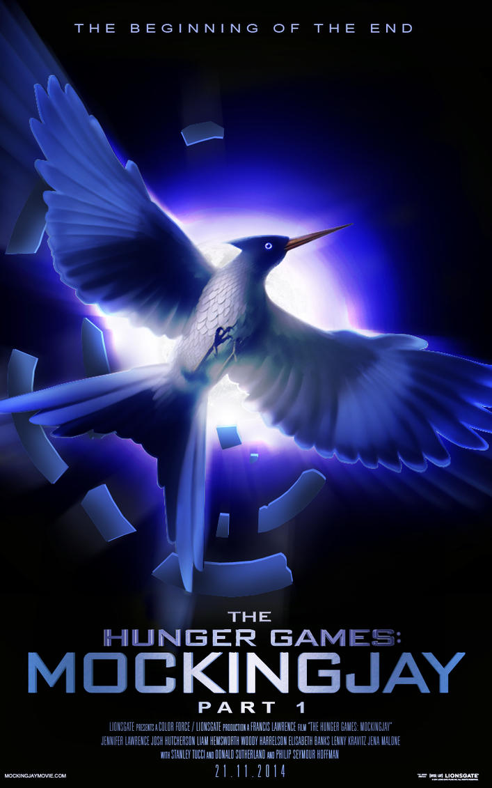 Hunger games part 3 release date in Melbourne
