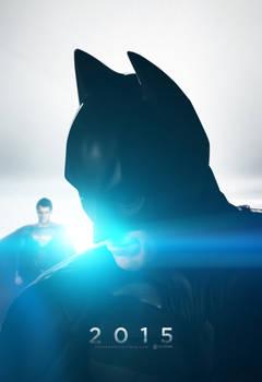 Batman VS Superman Poster 2