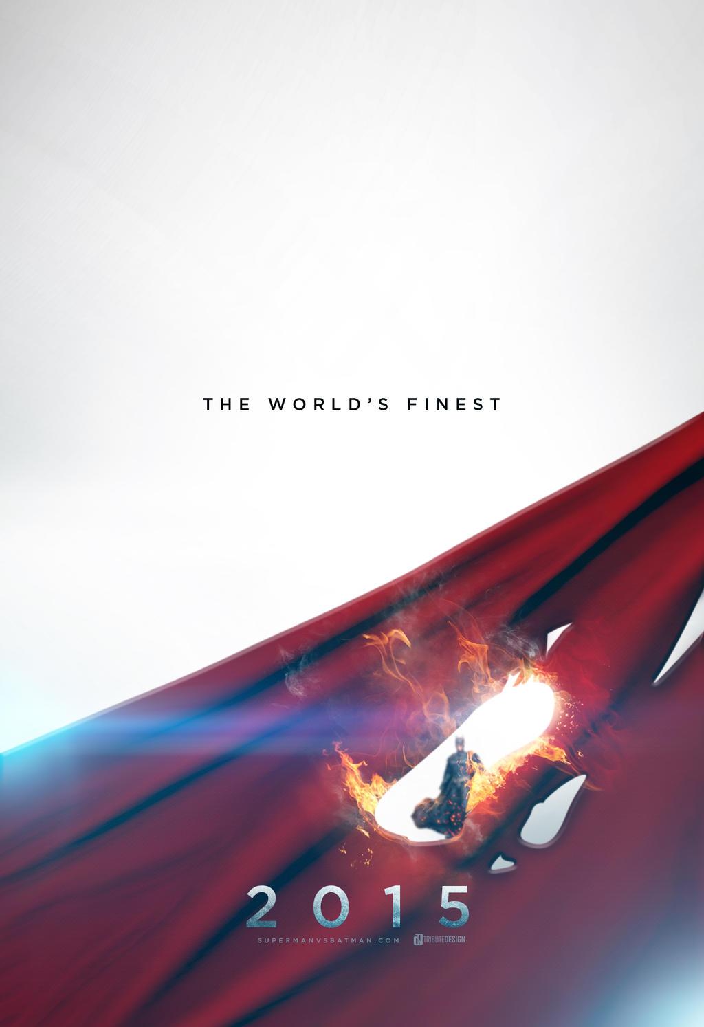 Batman VS Superman Poster 3