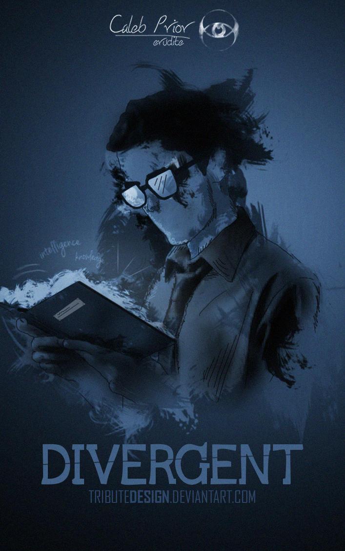 Divergent - Caleb Prior by TributeDesign