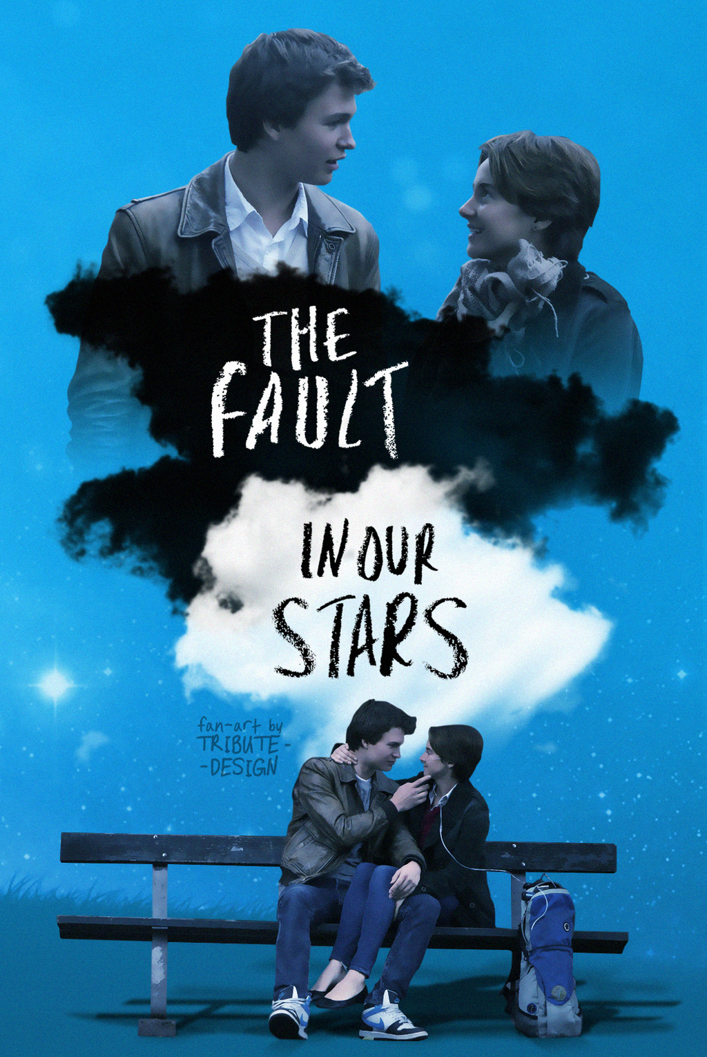 Fantastic Wallpaper Movie The Fault In Our Stars - the_fault_in_our_stars_poster_by_tributedesign-d739z7b  Photograph_43999.png