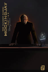 Mockingjay - President Snow by TributeDesign