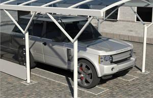 3D car by mannayta
