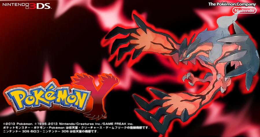 Pokemon Y Wallpaper Yveltal Version 2 348210431