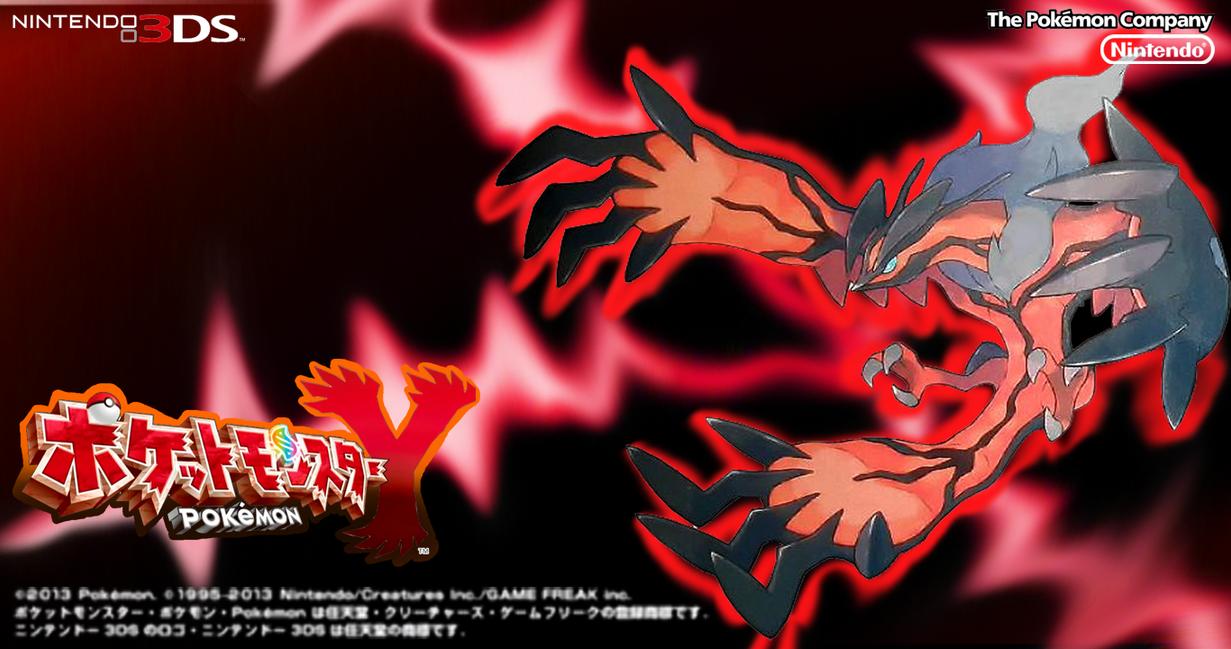 Pokemon Y Wallpaper Yveltal Japanese 348296585