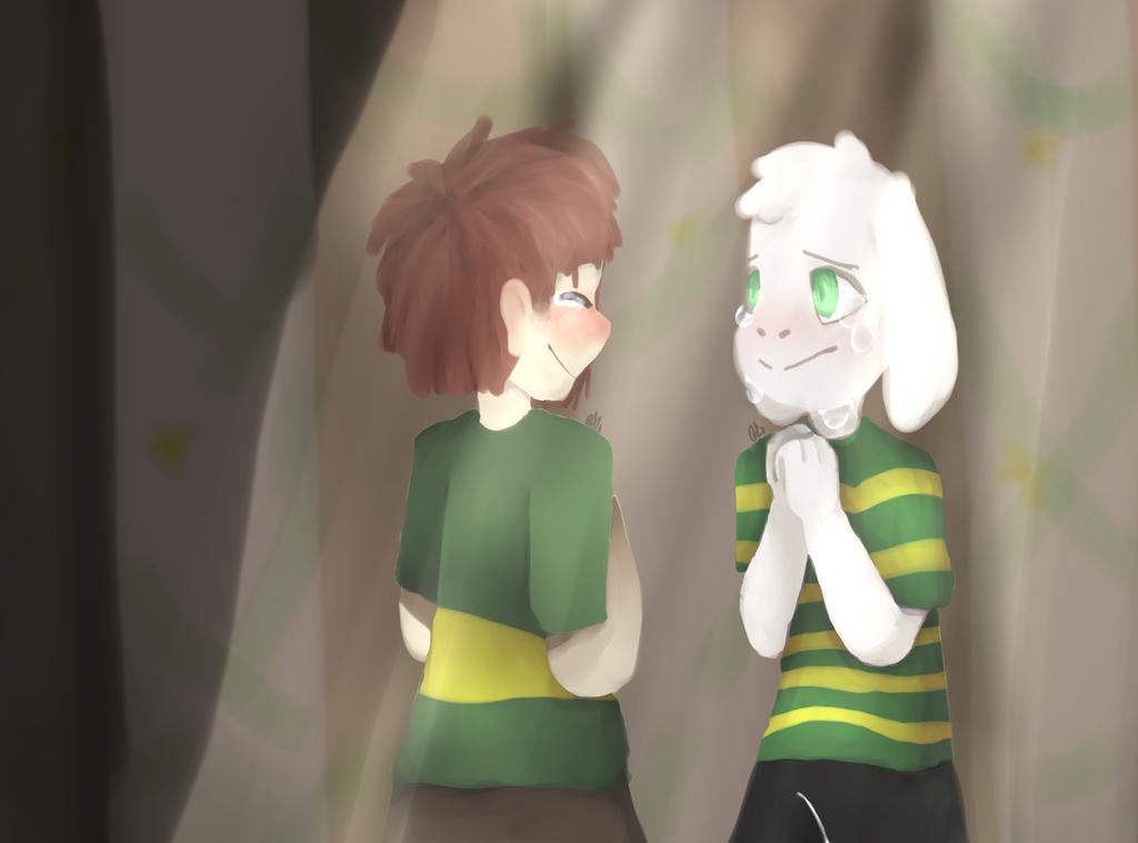 Best friends by AbrilKawaii