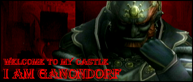 TP: Ganondorf Appears - Sig by AxletheBeast