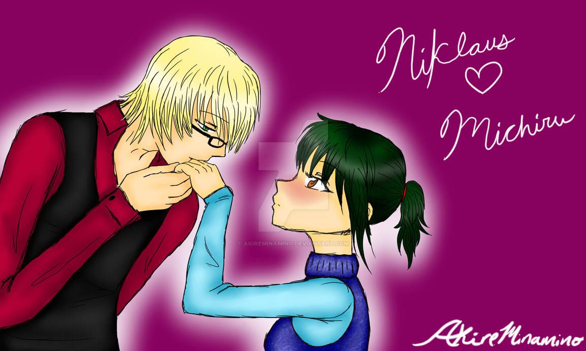 .:Michiru and Niklaus:.