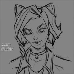 Maeve by AmuStudio