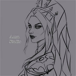 Li Ming by AmuStudio