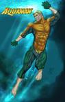 Omi's Aquaman