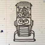 Robot Vending Machine