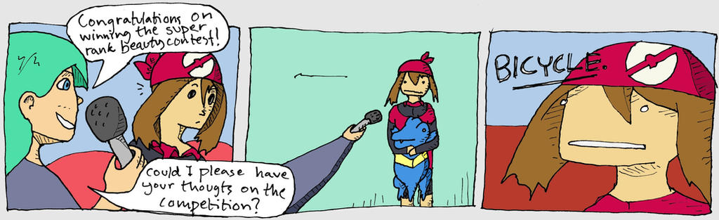 Pokemon Interviews by Cuccoteaser