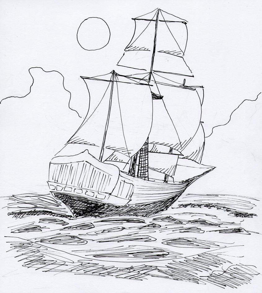 Ship by Cuccoteaser