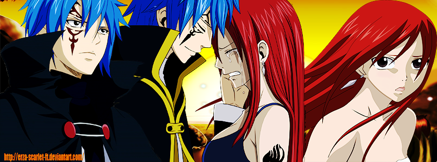 Erza Scarlet And Jellal | www.imgkid.com - The Image Kid ...