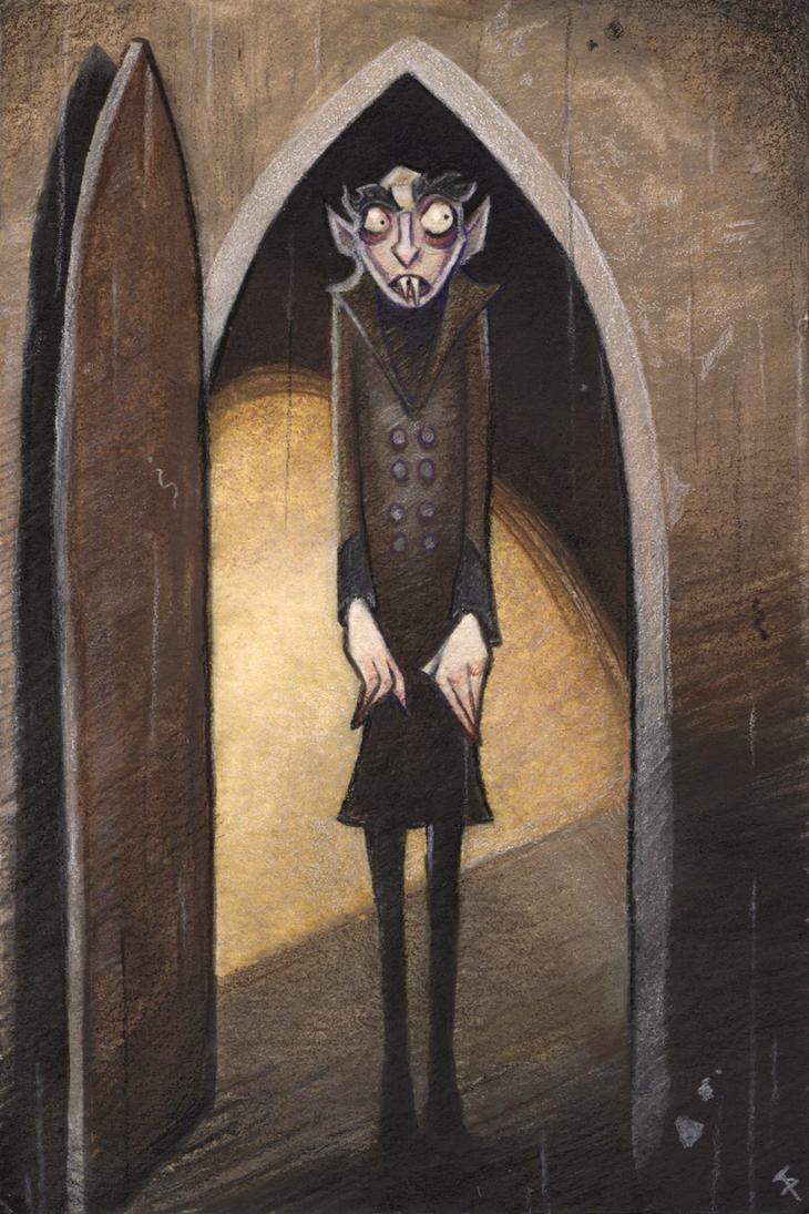 Nosferatu by THEoriginalADAM