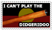 I Can't Play the Didgeridoo by lupisashes