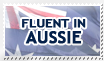 Fluent in Aussie-English by lupisashes