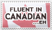 Fluent in Canadian-English by lupisashes