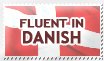 Fluent in Danish by lupisashes