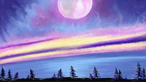 spirit moon lake