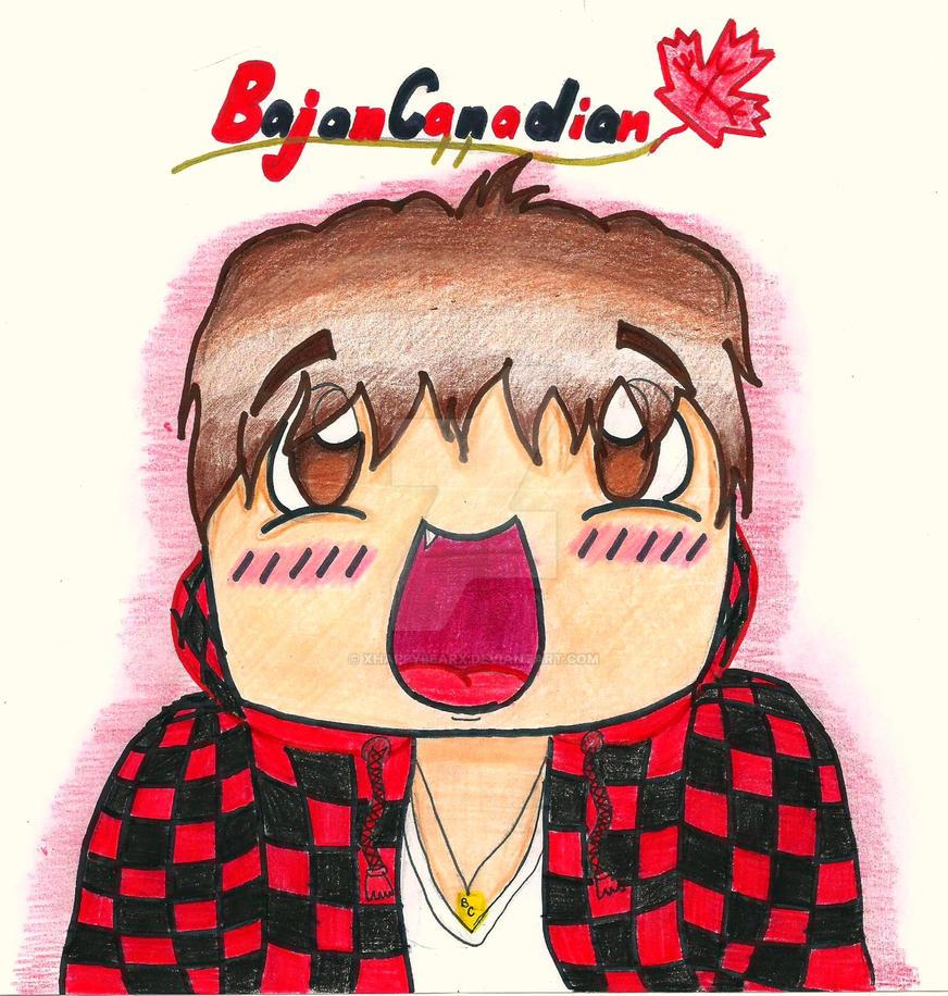 BajanCanadian doodle! by xhappybearx