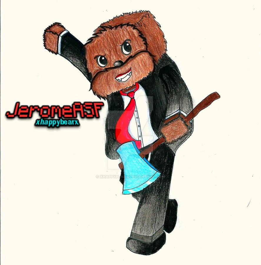 Jeromeasf Drawing 2 By Xhappybearx On Deviantart