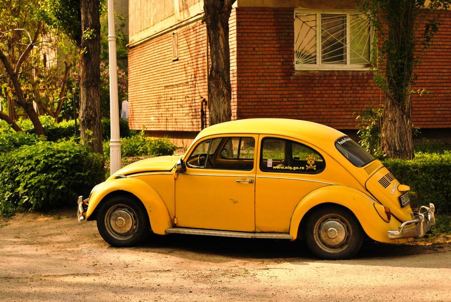 happy old car by MissRockAndRoll on DeviantArt