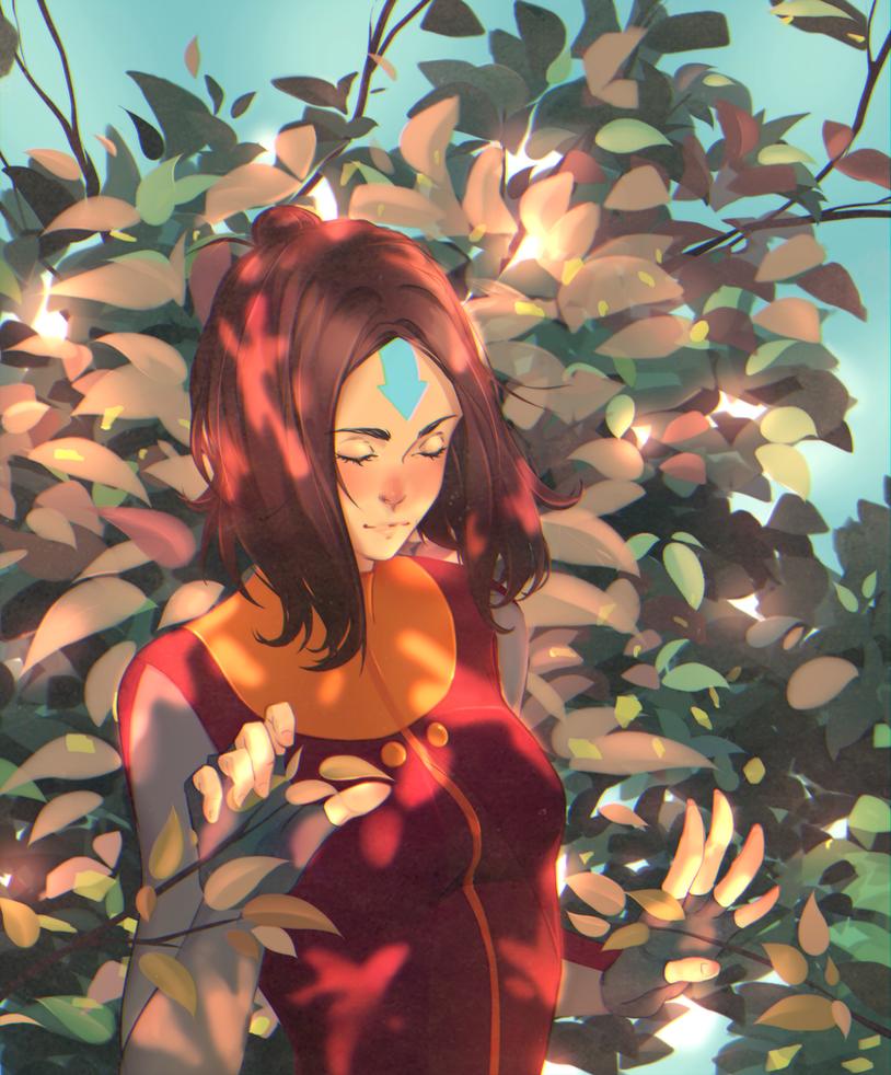 The light by Arckasa